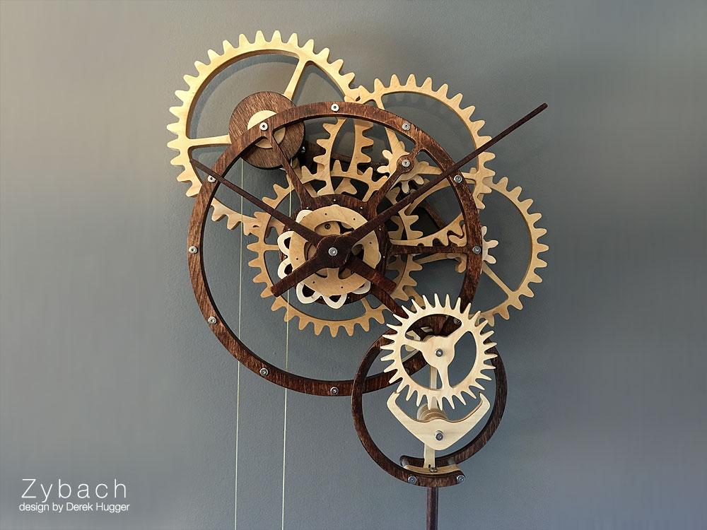 Zybach - A Mechanical Clock